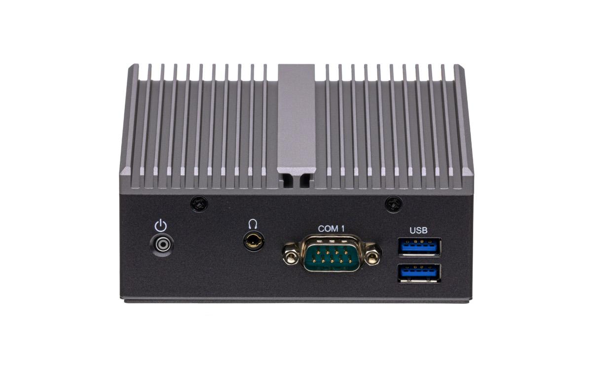 Der Box J4125 von spo-comm eignet sich unter anderem für Digital Signage-Einsätze. (Foto: spo-comm)