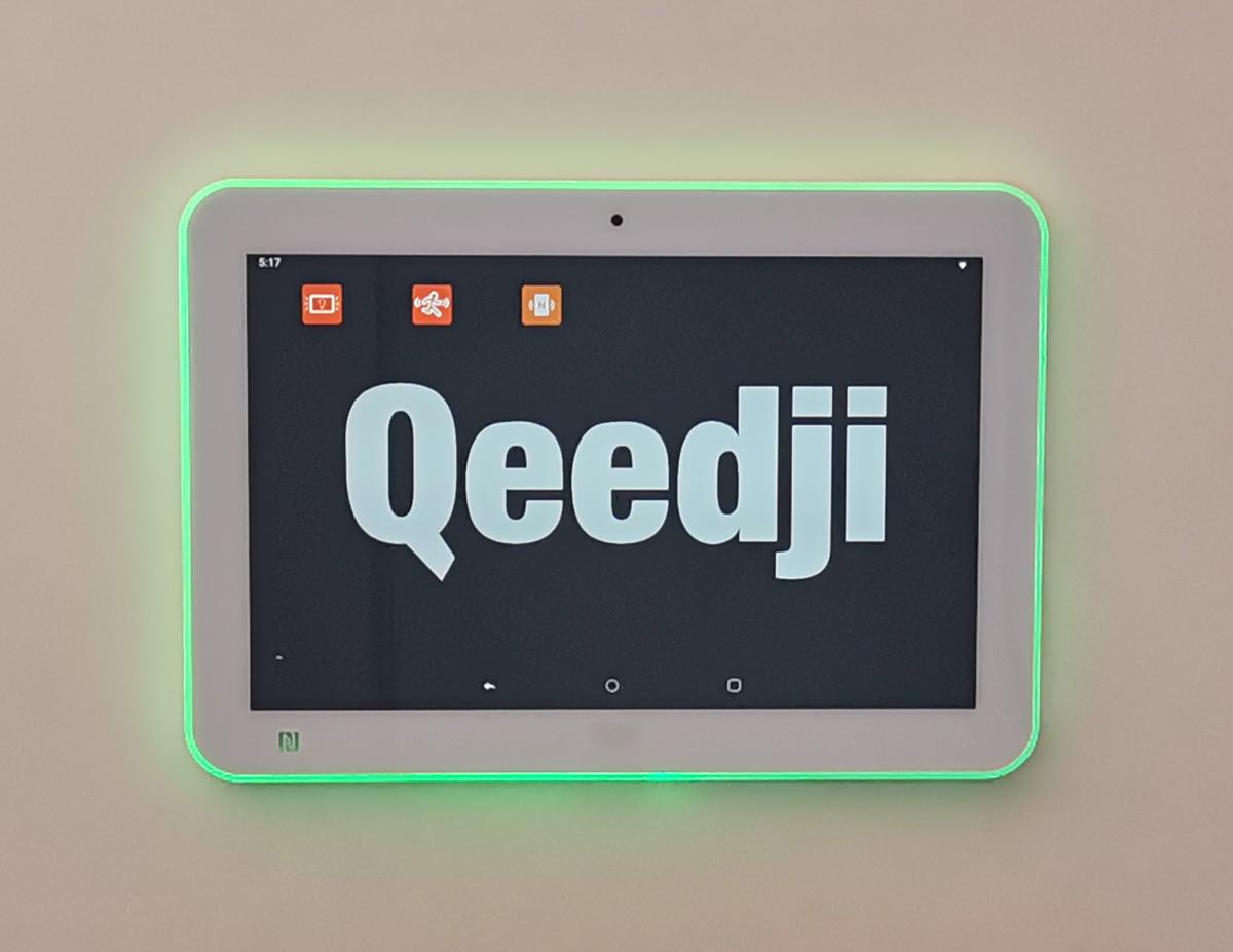 Innes hat neue optionale Module für sein Qeedji-Tablet TAB10S im Porfolio. (Foto: Innes)