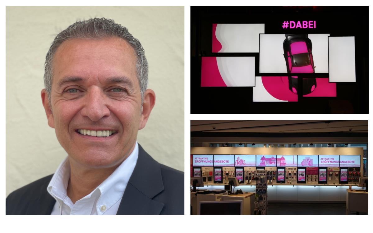 Die Rolle von Flagship-Stores habe sich geändert, sagt Alexander Pfeil, Mitgründer und Gesellschafter von MDT. Der CMS-Anbieter hat unter anderem die Deutsche Telekom AG als Kunden. (Fotos: MDT)