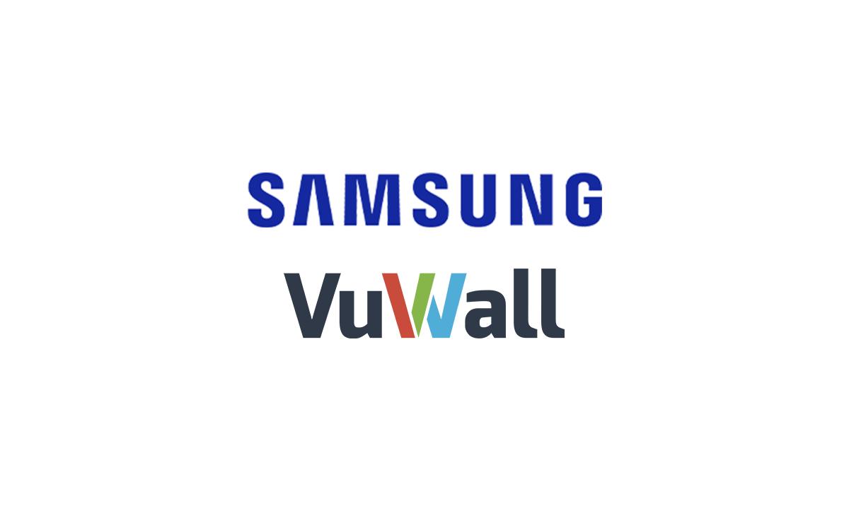 Das gemeinsame Webinar von Samsung und Vuwall dreht sich um Display-Lösungen für Kontrollräume (Bild: Samsung/Vuwall)