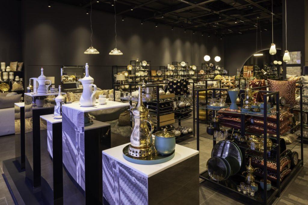 Der neueste Aura-Living-Store befindet sich in der Dubai Mall. (Foto: umdasch)