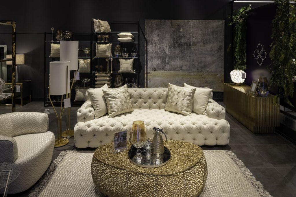 Aura Living will den Geschmack des Mittleren Ostens mit globalem Design zusammenbringen. (Foto: umdasch)