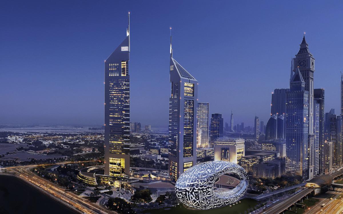 Museum of the Future in Dubai (Foto: Media Office)