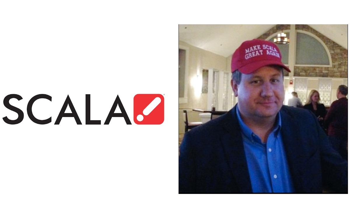 Chris Riegel über 5 Jahre Scala (Foto: 16:9/Scala)