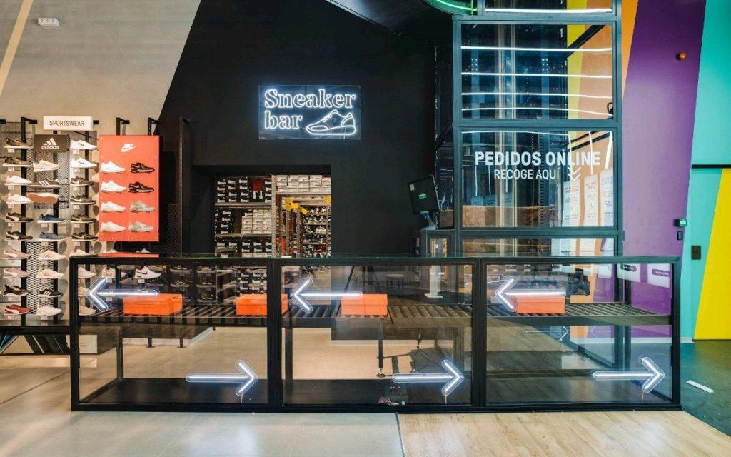 Sprinter Flagship Store in Madrid (Foto: Sprinter)