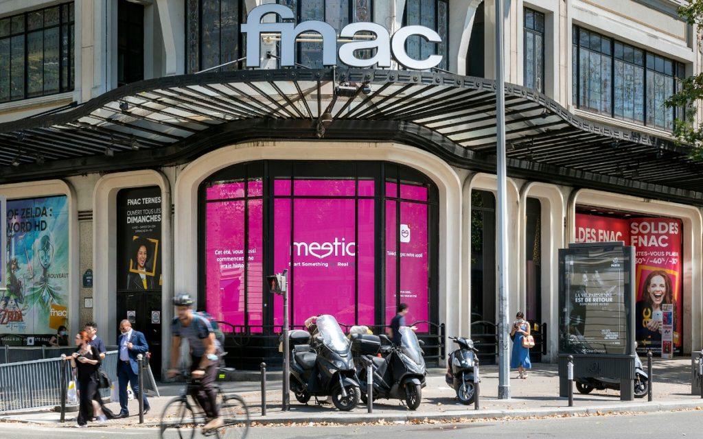 Retail Media bei Fnac in Paris (Foto: Retailinks)