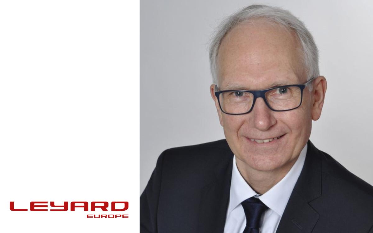 Klaus Hilles verantwortet nun den DACH-Vertrieb von Leyard (Foto: Leyard)