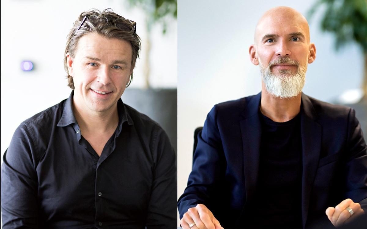 Goldbach Next - Jochen Witte und Alexander Horrolt (Fotos: Goldbach)