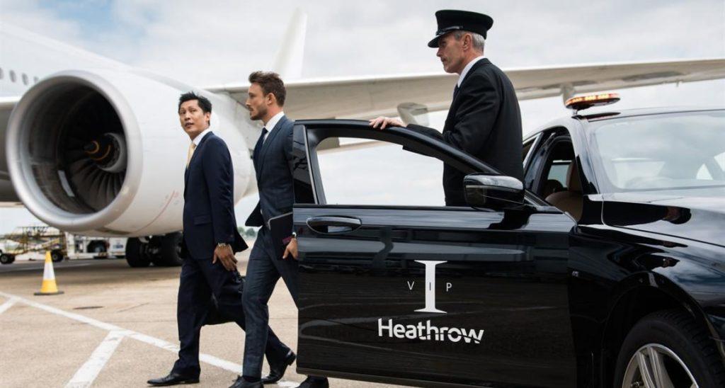 Der Heathrow-VIP-Bereich bietet den Kunden umfangreiche Services, inklusive Chaffeursdienste und Sterneküche. (Foto: JCDecaux/Heathrow)