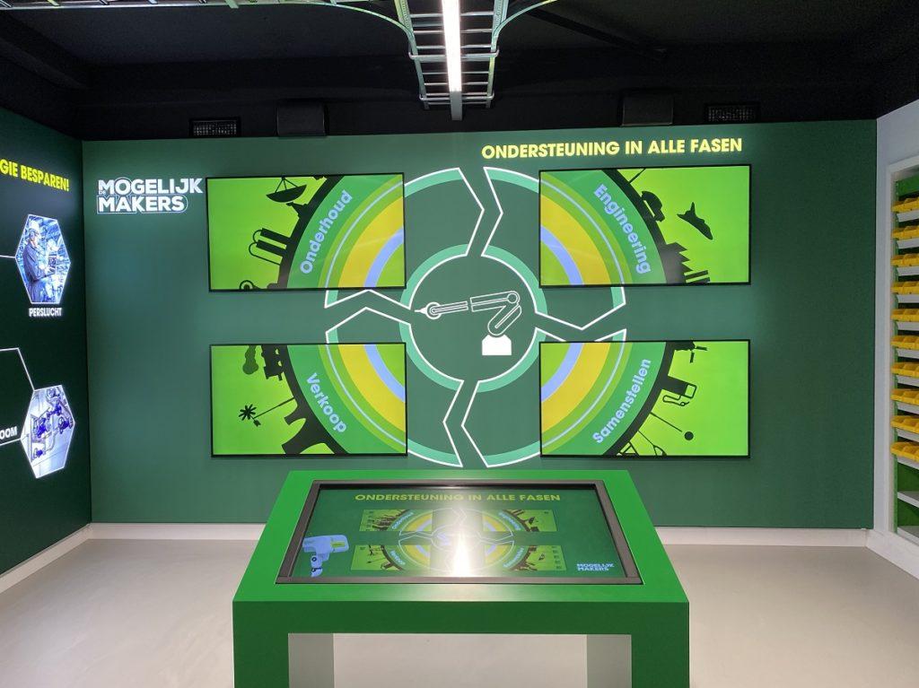 Experience Center von Technische Unie. (Foto: PPDS)