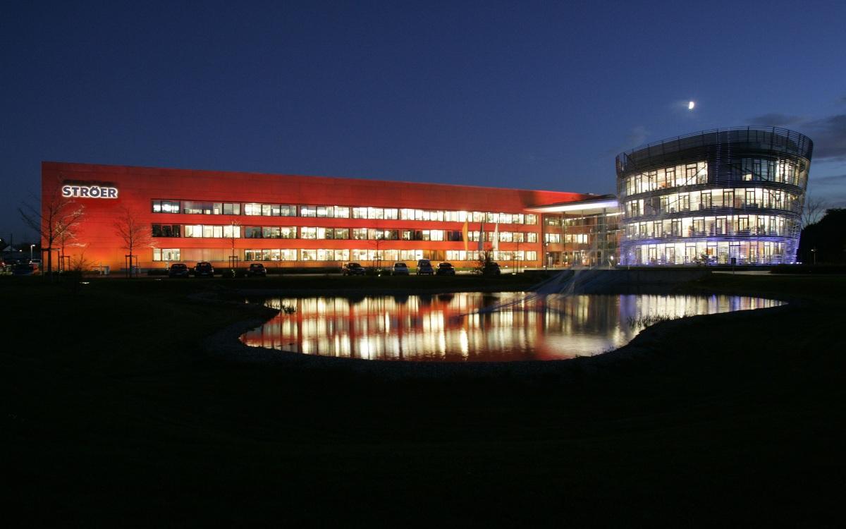 Ströer Konzernzentrale in Köln (Foto: Ströer)