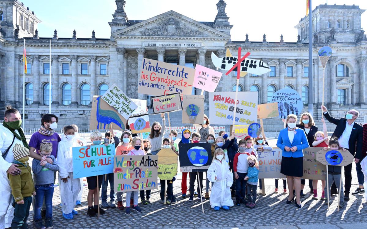 Ströer unterstützt Unicef (Foto: © Deutsches Kinderhilfswerk/P. Schneider)