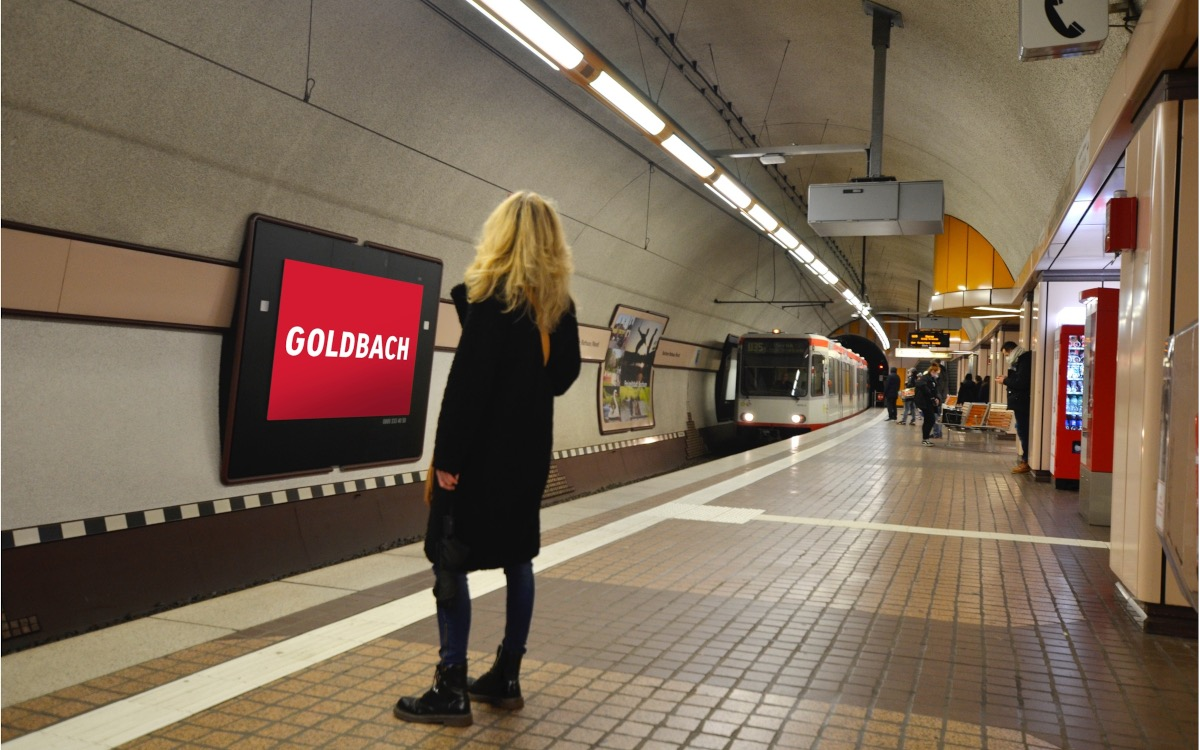 Goldbach vermarktet Projektion, LCD und LED in Bochum (Foto: Goldbach)