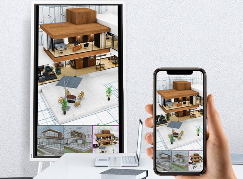 Samsung Flip2 jetzt mit Apple AirPlay (Foto: Samsung)