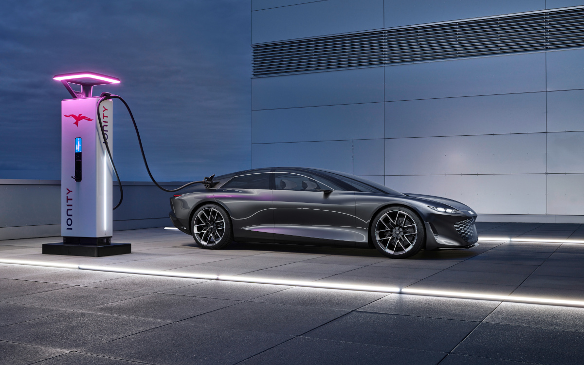Audi Grandsphere Concept (Foto: Audi)