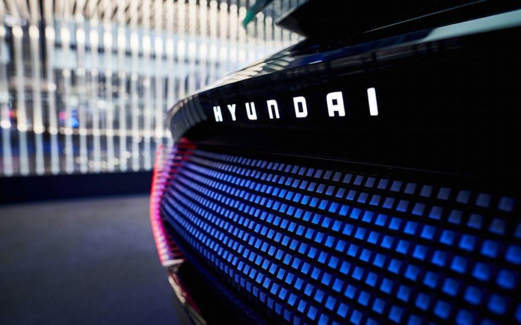 Hyundai Messestand auf der IAA Mobility 2021 (Foto: Hyundai)