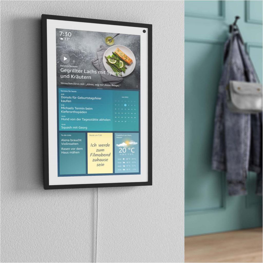Amazon Echo Show 15 - Digital Signage fürs Heim (Foto: Amazon)