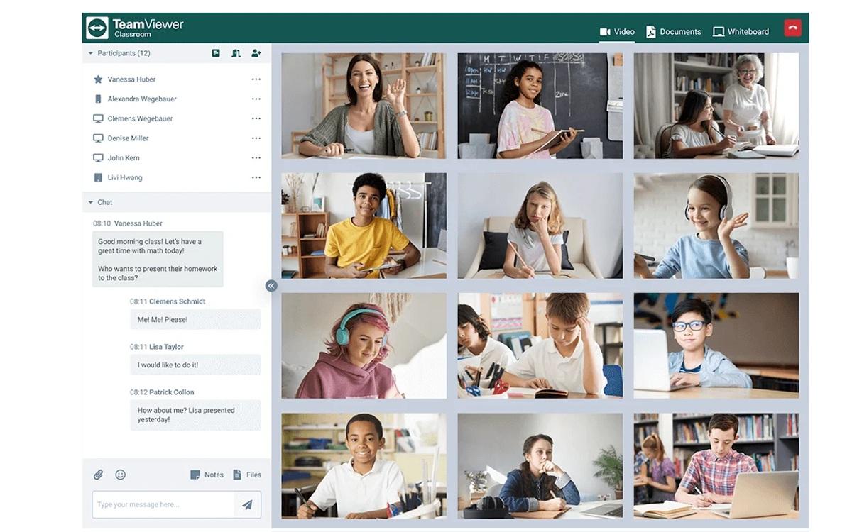 Teamviewer Classroom (Foto: Teamviewer)