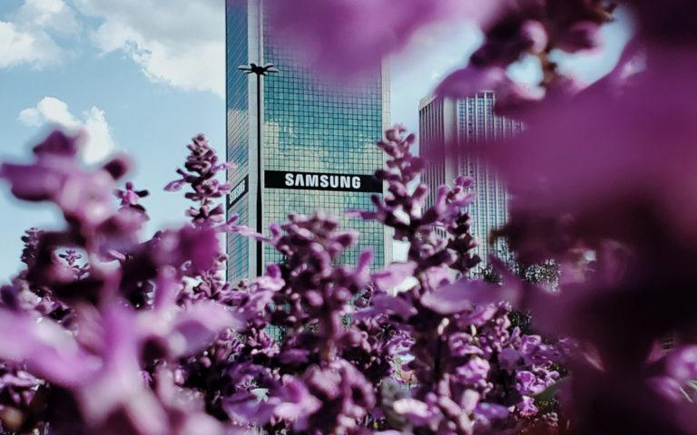 Samsung in Warschau (Foto: Valik Chernetskyi / Unsplash)
