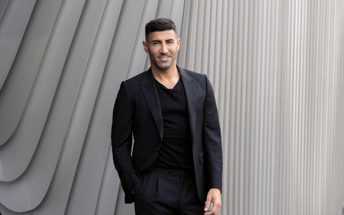 Ayhan Yuruk hat mit seiner Showz-Agentur einen Brand Space in Berlin-Mitte eröffnet. (Foto: ShowZ)