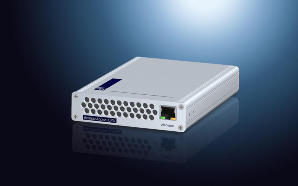Auf der Infocomm zeigt G&D unter anderem den Remote-Access-CPU. (Foto: Guntermann & Drunck)