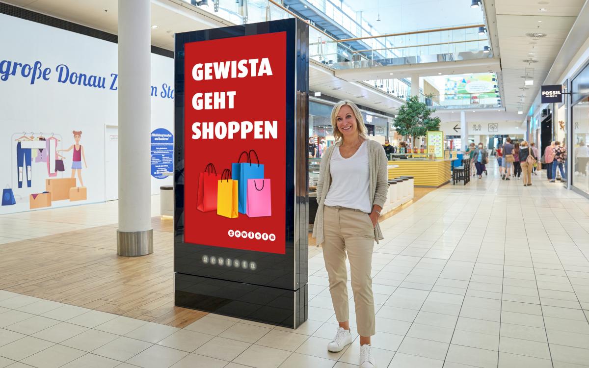 """Heike Fischer leitet nun die Business Unit """"Shopping Center Advertising"""" bei Gewista. (Foto: Gewista)"""