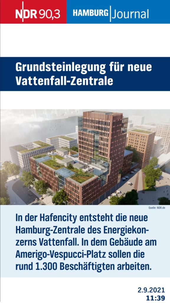 "Auswahl an NDR-Kanälen für das ""ARD-News""-Plugin (Bild: mirabyte)"