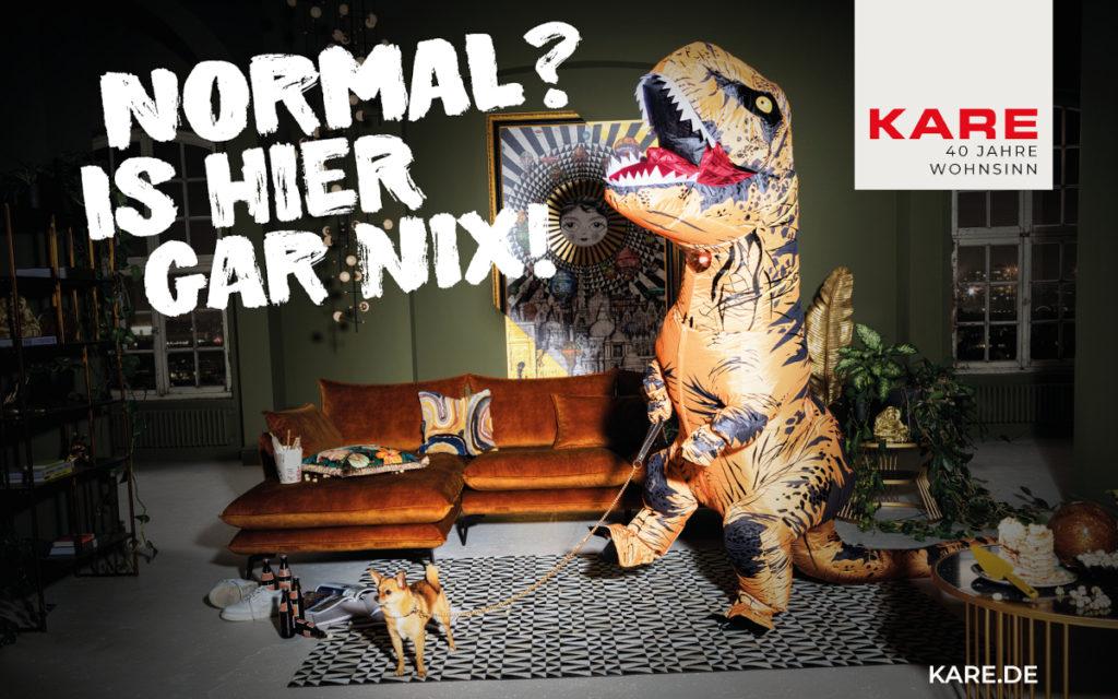 Die Kampagne soll die Individualität als Markenkern von Kare herausheben. (Foto: kare.de)