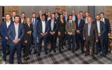 Europas Top 25 CEOs trafen sich zur invidis Executive Lounge in München. (Foto: invidis)