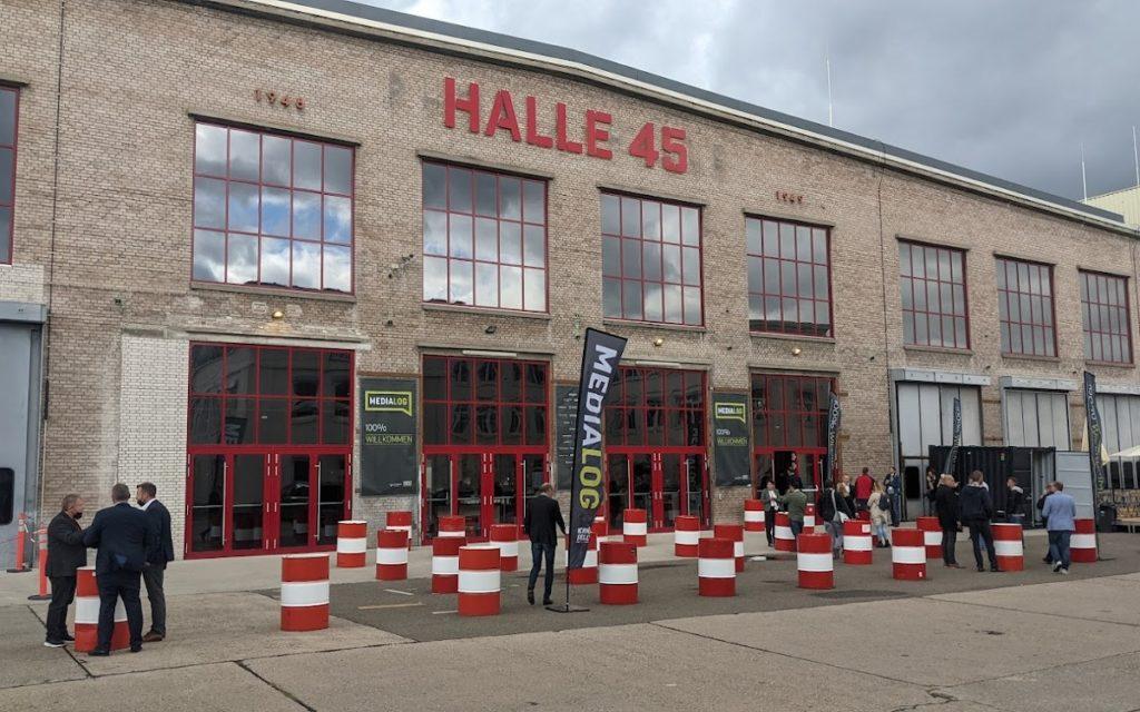 Medialog - Kern&Stelly Hausmesse in Mainz (Foto: invidis)