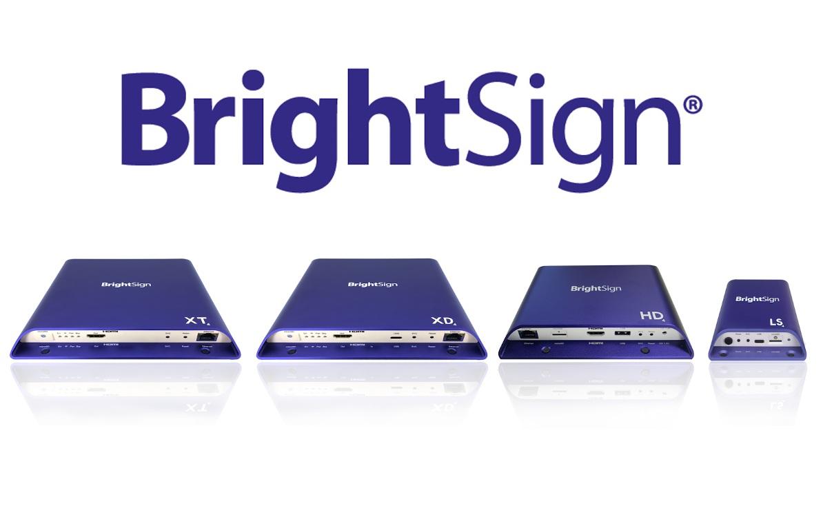 Brightsign verkaufte 2 Mio. Mediaplayer. (Foto: Brightsign)