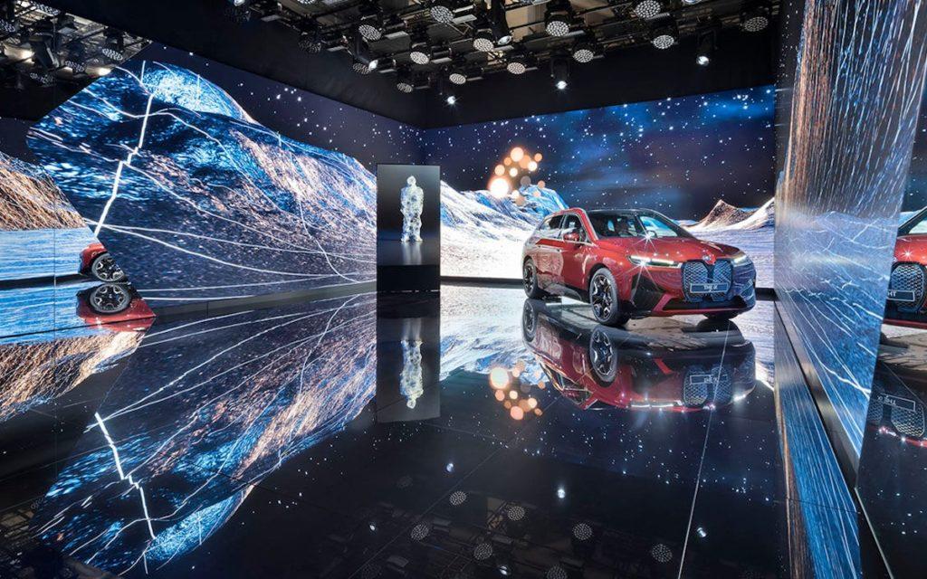 BMW auf der IAA 2021 (Foto: ICT)