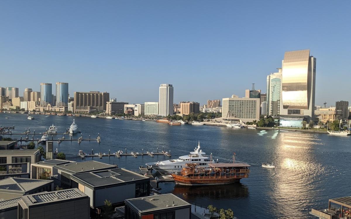 invidis in Dubai (Foto: invidis)